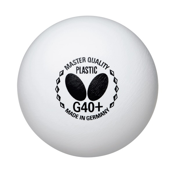 Butterfly Master Quality Ball G40+(72pc)
